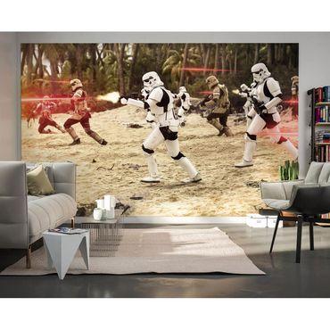Disney Kindertapete - Star Wars Imperial Strike II - Komar Fototapete