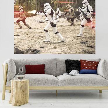 Disney Kindertapete - Star Wars Imperial Strike - Komar Fototapete