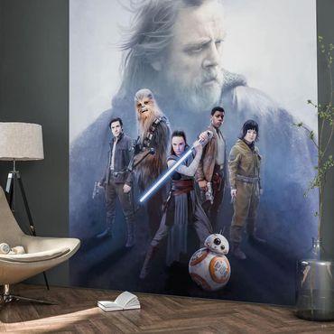 Disney Kindertapete - Star Wars Last Hope - Komar Fototapete
