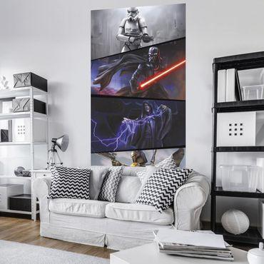 Disney Kindertapete - Star Wars Moments Imperials - Komar Fototapete