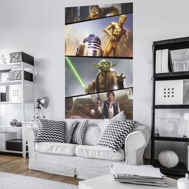 Disney Kindertapete - Star Wars Moments Rebels - Komar Fototapete