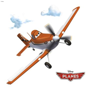Disney Planes Fenstersticker - Planes Set - Komar Deco-Sticker