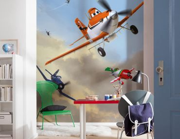 Disney Planes - Dusty und Freunde - Komar Fototapete