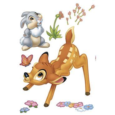 Disney Wandtattoo - Bambi - Komar Deco-Sticker
