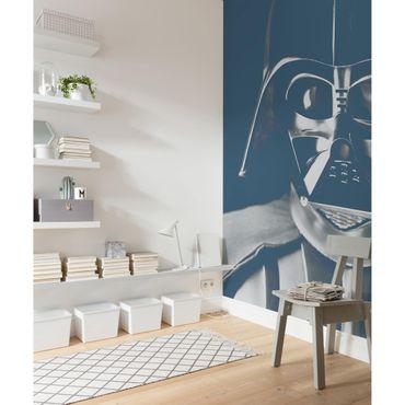 Disney Kindertapete - Star Wars Classic Icons Vader - Komar Fototapete