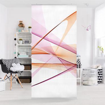 Raumteiler - Mystical Waves 250x120cm