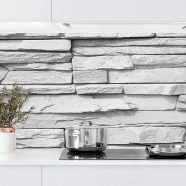 Küchenrückwand - Ashlar Masonry