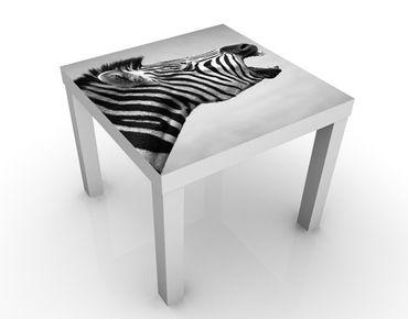 Beistelltisch - Brüllendes Zebra II