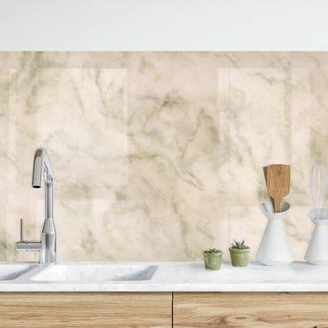 Küchenrückwand - Phoenix Marmor