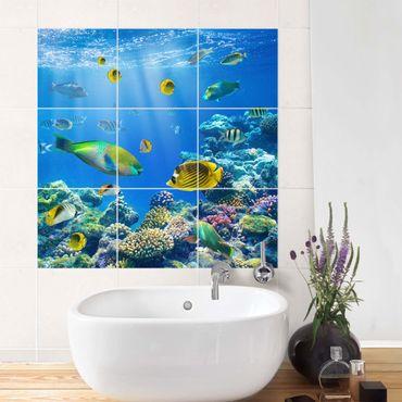 Fliesenbild - Underwater Lights