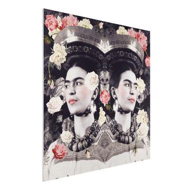 Forexbild - Frida Kahlo - Blumenflut