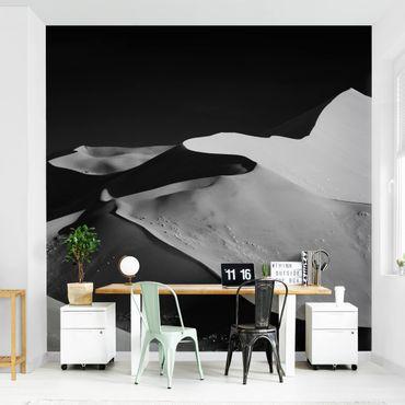 Fototapete - Wüste - Abstrakte Dünen