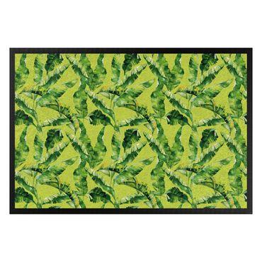 Fußmatte - Banana Leaf Pattern