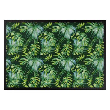 Fußmatte - Jungle Pattern