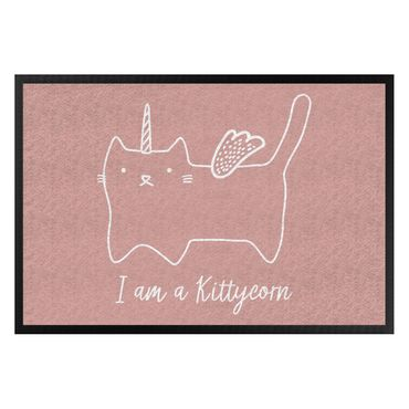 Fußmatte - Kittycorn
