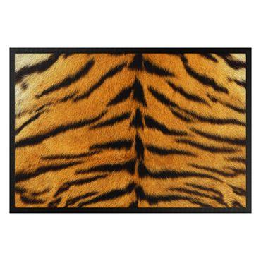 Fußmatte - Tigerfell