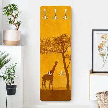 Garderobe - Amazing Kenya - Gelb