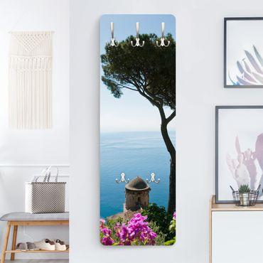 Garderobe - Ausblick vom Garten aufs Meer - Maritim