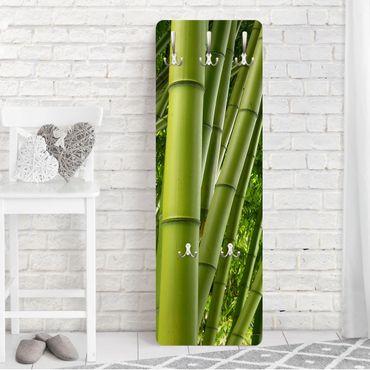 Garderobe - Bamboo Trees - Grün