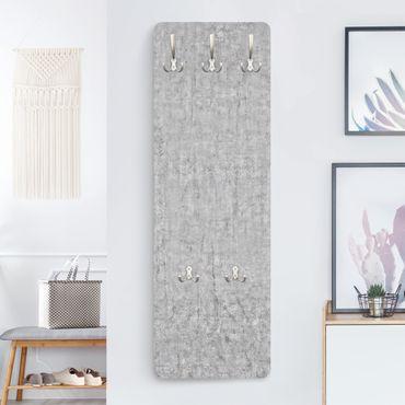 Garderobe - Beton Ciré Tapete