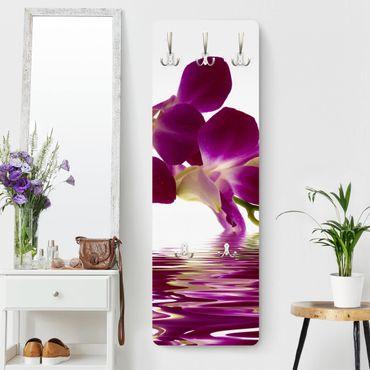 Garderobe Blumen - Pink Orchid Waters - Rosa Pink