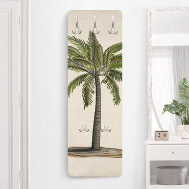 Garderobe - Britische Palmen I