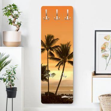 Garderobe - Caribbean Sunset II - Orange