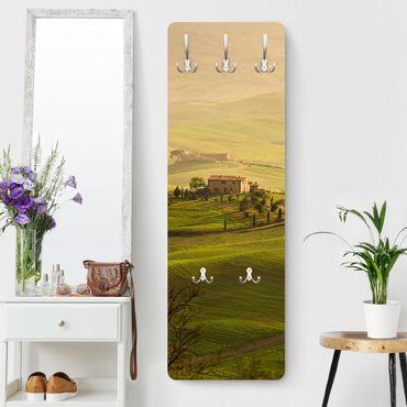 Garderobe - Chianti Toskana - Grün