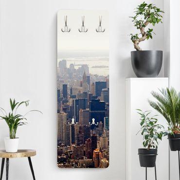 Garderobe - Der Morgen in New York