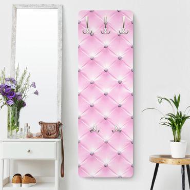 Garderobe - Diamant Rosa Luxus