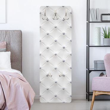 Garderobe - Diamant Weiß Luxus