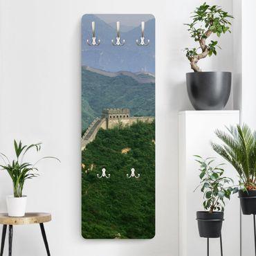 Garderobe - Die chinesische Mauer im Grünen - Grün