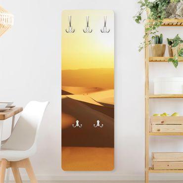 Garderobe - Die Wüste Saudi Arabiens - Gelb