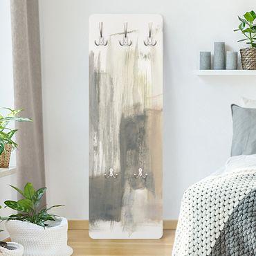 Garderobe - Ein Hauch von Pastell I