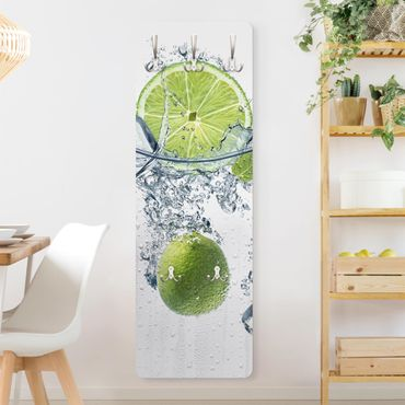 Garderobe - Erfrischende Limette