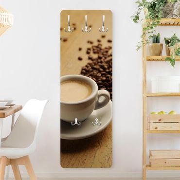 Garderobe - Espresso & Beans II