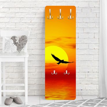 Garderobe - Fabulous Sunset - Orange Gelb