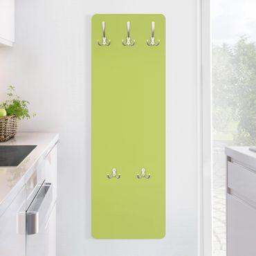 Garderobe - Frühlingsgrün