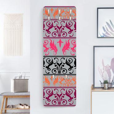 Garderobe - Funky Barock - Rosa Pink