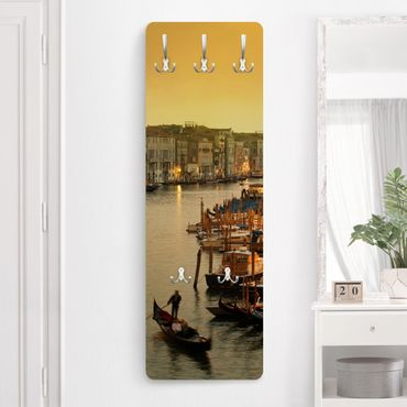 Garderobe - Großer Kanal von Venedig - Gelb