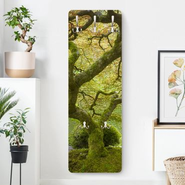 Garderobe - Grüner Japanischer Garten
