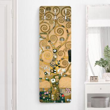 Garderobe - Gustav Klimt - Der Lebensbaum