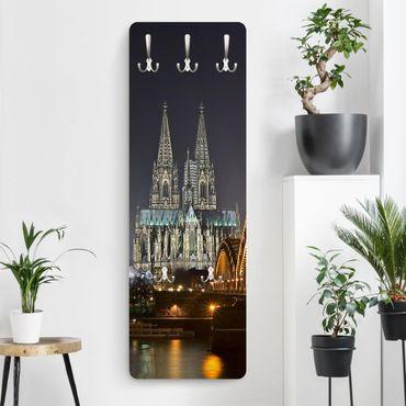 Garderobe - Kölner Dom