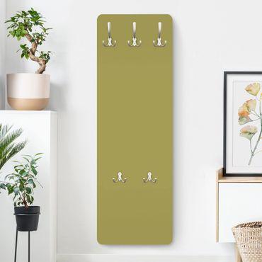 Garderobe - Lindgrün Bambus