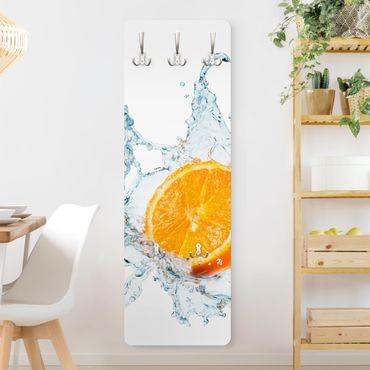 Garderobe Modern - Frische Orange - Gelb