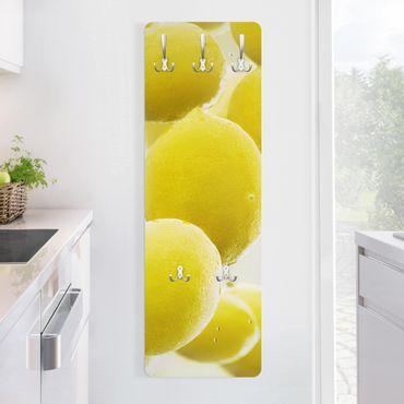 Garderobe Modern - Zitronen im Wasser