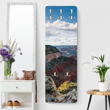 Garderobe - Natur des Canyons - Modern