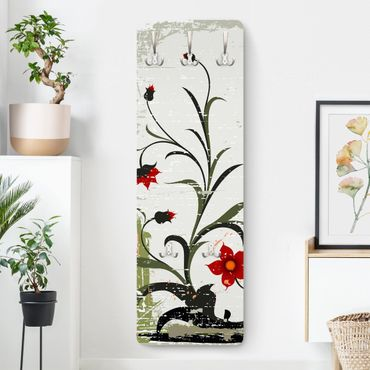 Garderobe - Pale Flower - Landhausstil