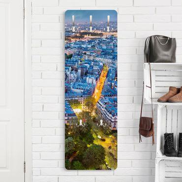 Garderobe - Paris - Blau