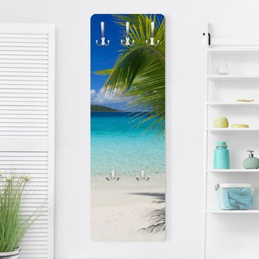 Garderobe - Perfect Maledives - Blau
